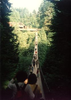 Capilano-Suspension-Bridge
